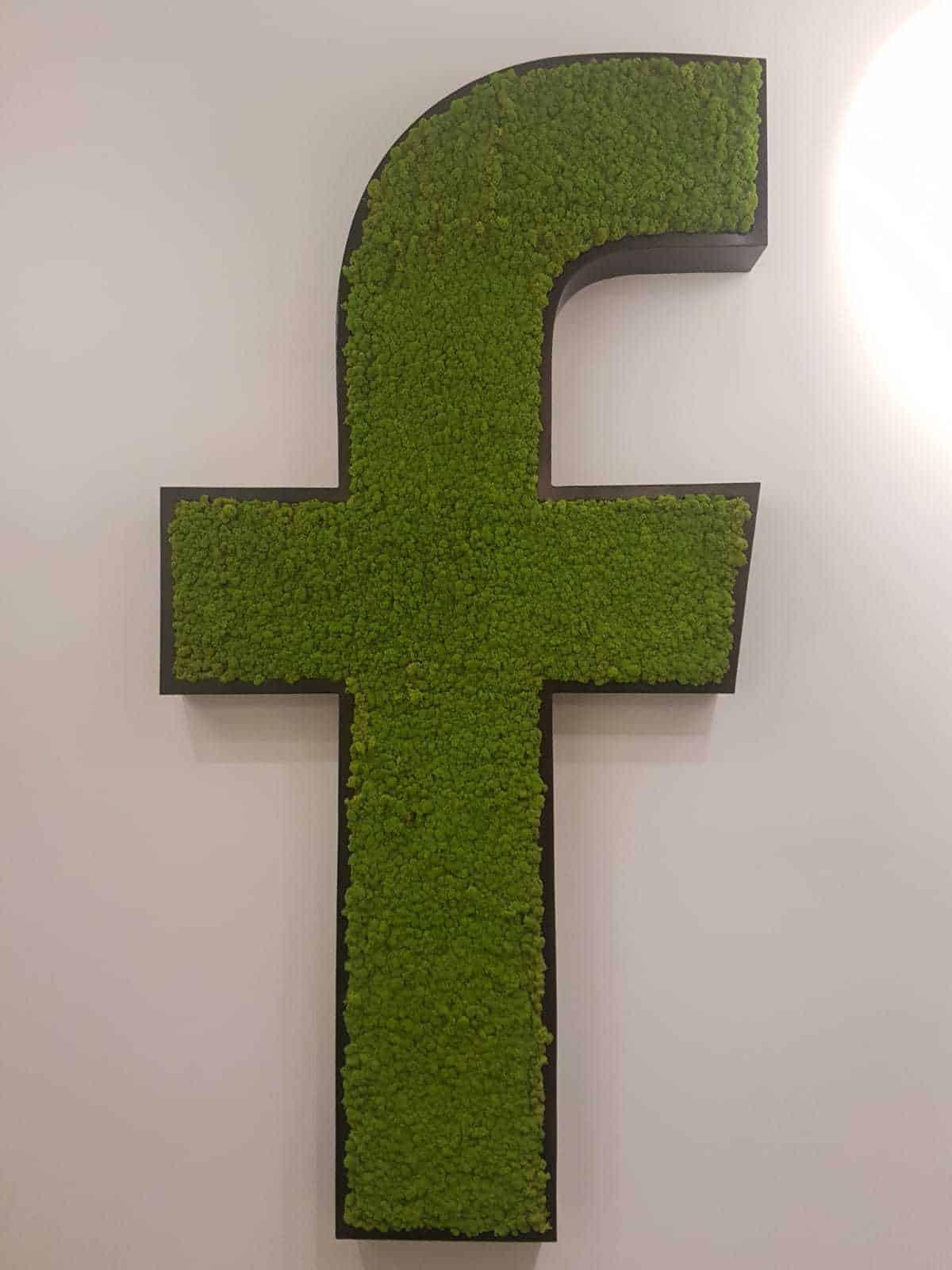 F פייסבוק