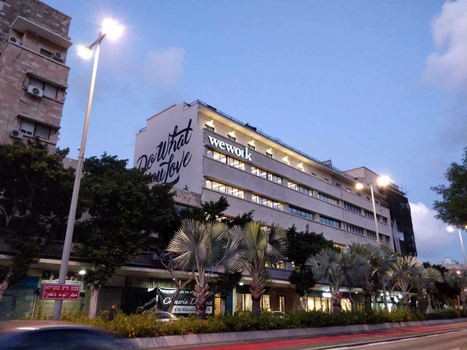 WeWork Haifa